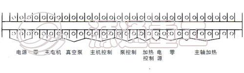 榨油机电路图