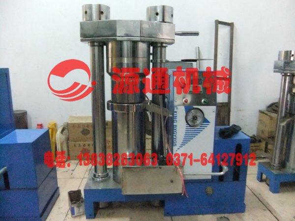 电动液压榨油机